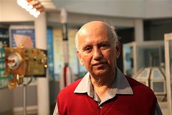 Dr. U R Rao - Former ISRO Chairman