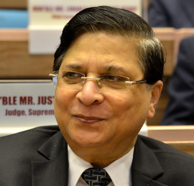 Justice Dipak Misra - 45th CJI India