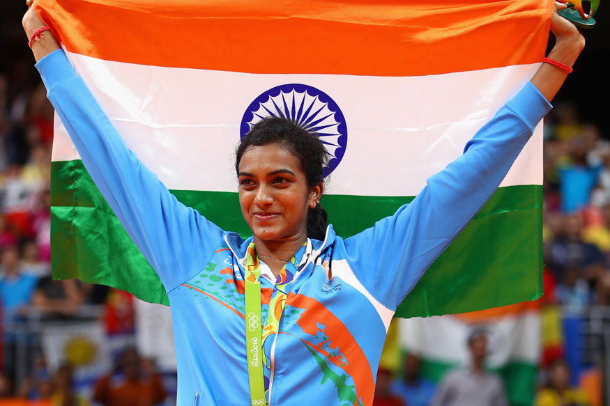 The Golden Girl of India
